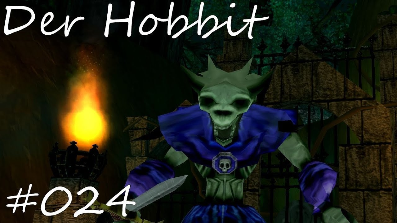 Nekromant Hobbit