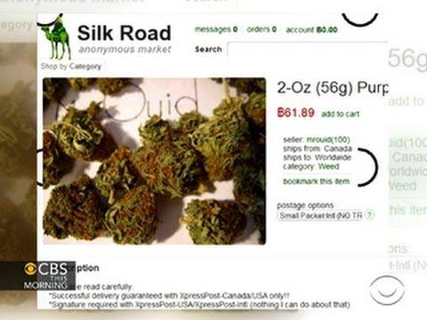 Silk Road website: Online black market resurfaces