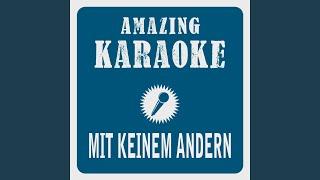 Mit keinem andern (Karaoke Version) (Originally Performed By Helene Fischer)