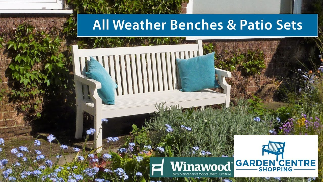 All weather garden furniture winawood furniture 2018 for All weather garden chairs