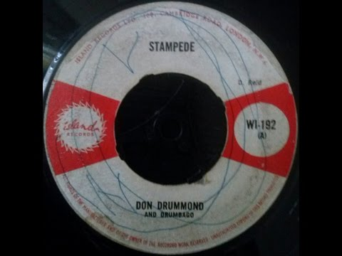 Don Drummond and Drumbago - Stampede