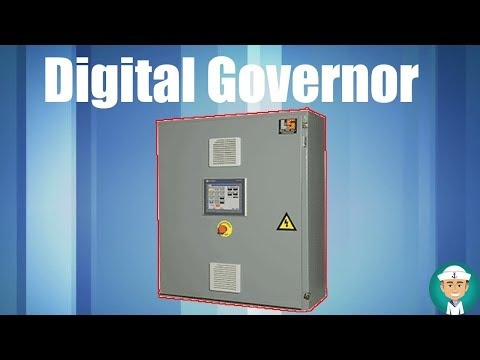 Digital Governor System