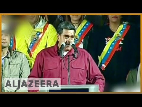 🇻🇪 Maduro wins Venezuela polls: 'They underestimated me' | Al Jazeera English