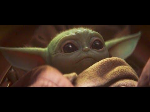 BABY YODA (Grogu) Best Cute Scenes