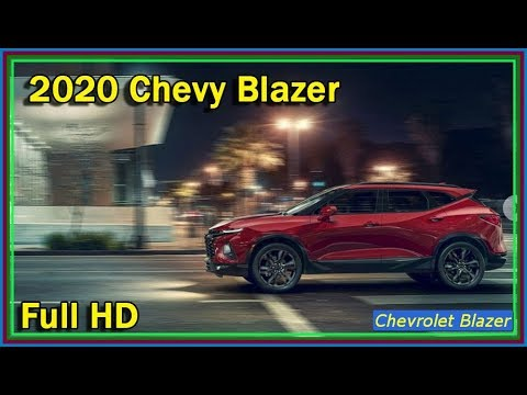 2020 Chevy Blazer - New Chevrolet Blazer K5 Off Road 2020 ...