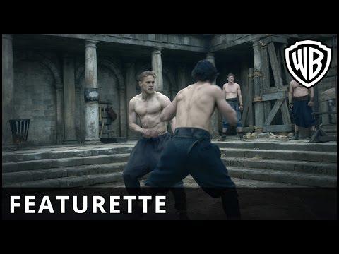 "King Arthur: Legend of the Sword - ""1000 Punches"" Featurette - Warner Bros. UK"