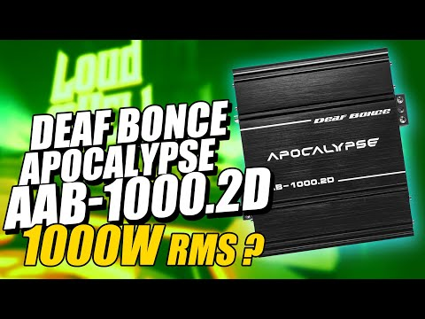Deaf Bonce AAB-1000.2D TEST