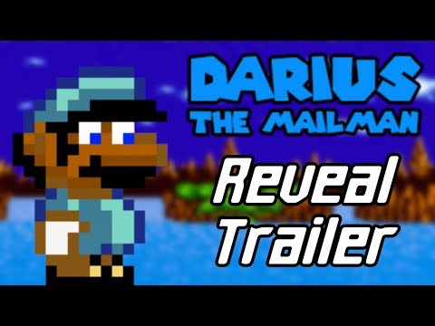 Darius: The Mailman - Reveal Trailer
