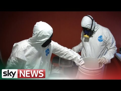 Meet The Meth Makers | Narco State | Sky News