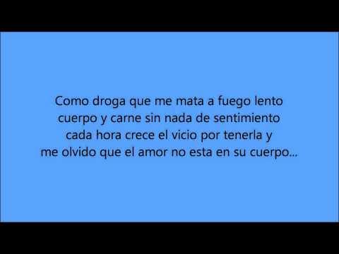 Eddie Santiago   Antidoto y veneno - Letra