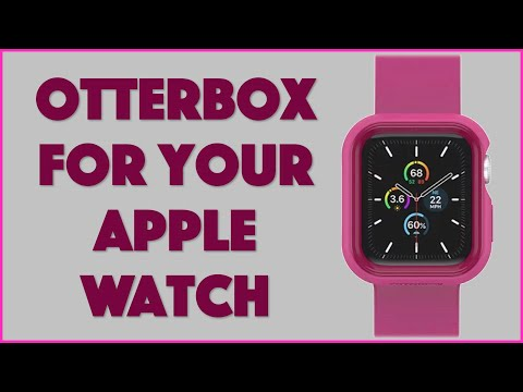 OtterBox Exo Edge Rugged Apple Watch Case - REVIEW