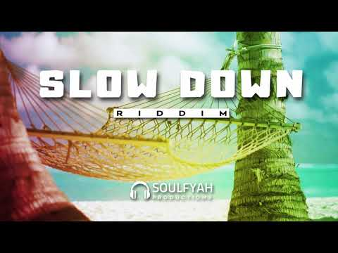 **FREE** Reggae Instrumental Beat 2020 ►SLOW DOWN RIDDIM◄