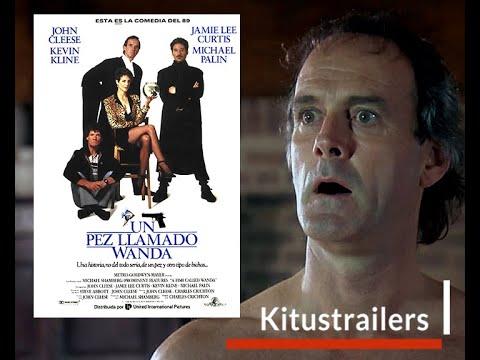 Kitustrailers : UN PEZ LLAMADO WANDA (Trailer en Español) películas sobre estafadores y ladrones