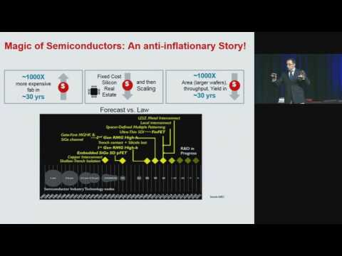 ISSCC 2017: P2: Ahmad Bahai, Dynamics of Exponentials in Circuits and Systems