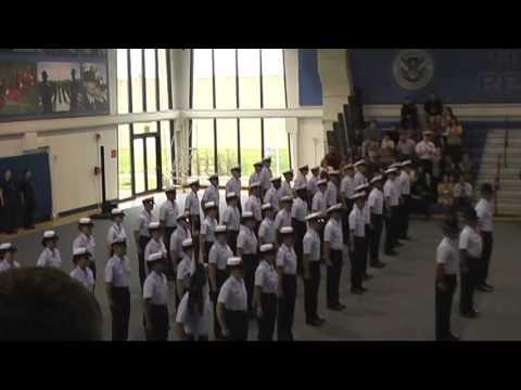 Alpha 188 - U.S. Coast Guard Graduation