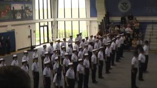 Alpha 188 - U.S. Coast Guard Graduation