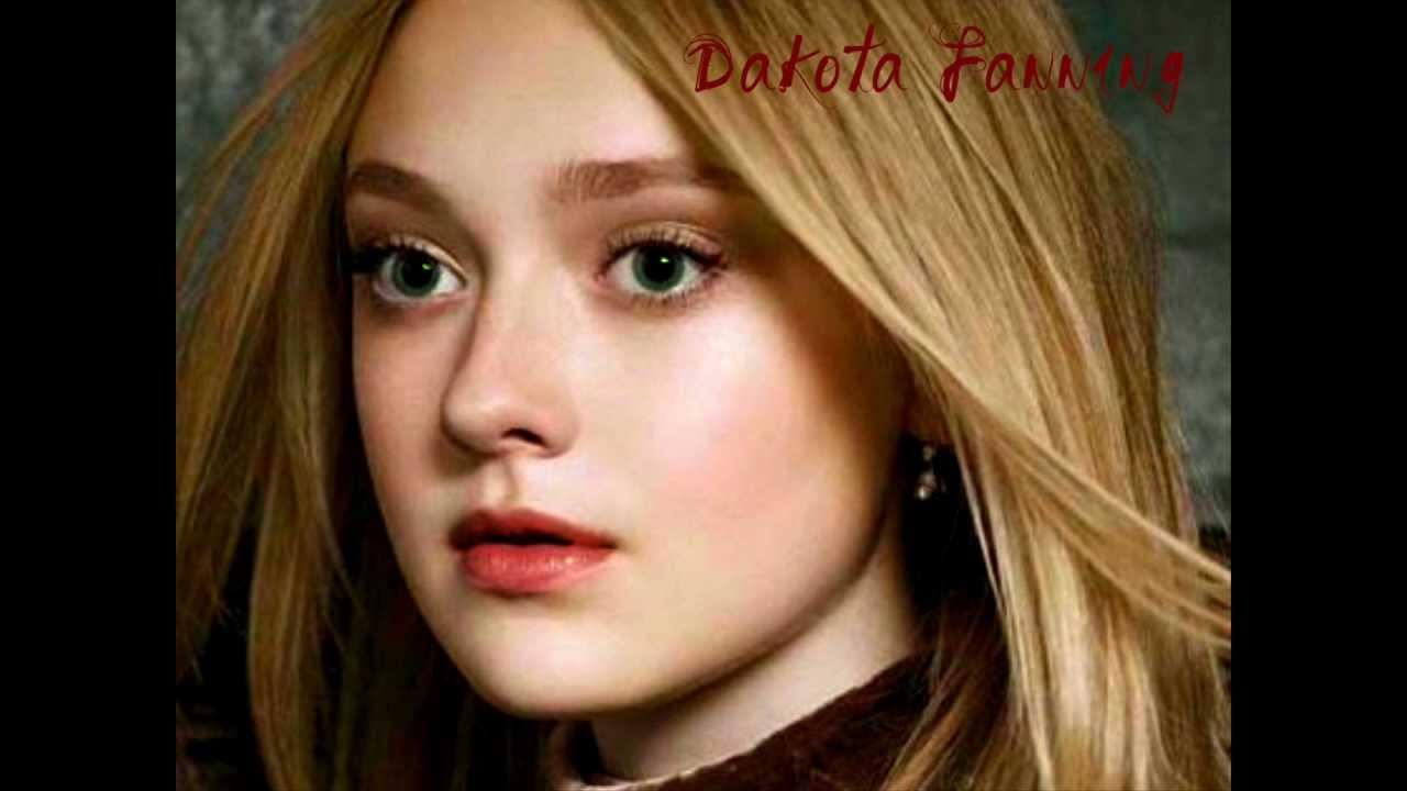 Dakota Fanning The Beautiful! - YouTube