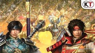 Warriors Orochi 4 Official Trailer