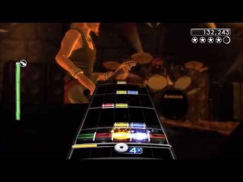Aqualung by Jethro Tull - Expert Guitar [720p HD] (Rock Band 2 5GS)