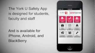 New York U Safety App