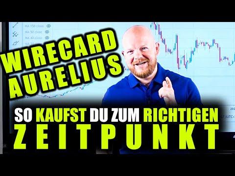Wirecard, Aurelius / So kaufst du zum richtigen Zeitpunkt! I Jens Rabe