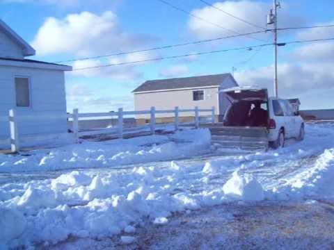 Cheapest  Snowplow ever built (under $10), This Redneck Plow actually works...