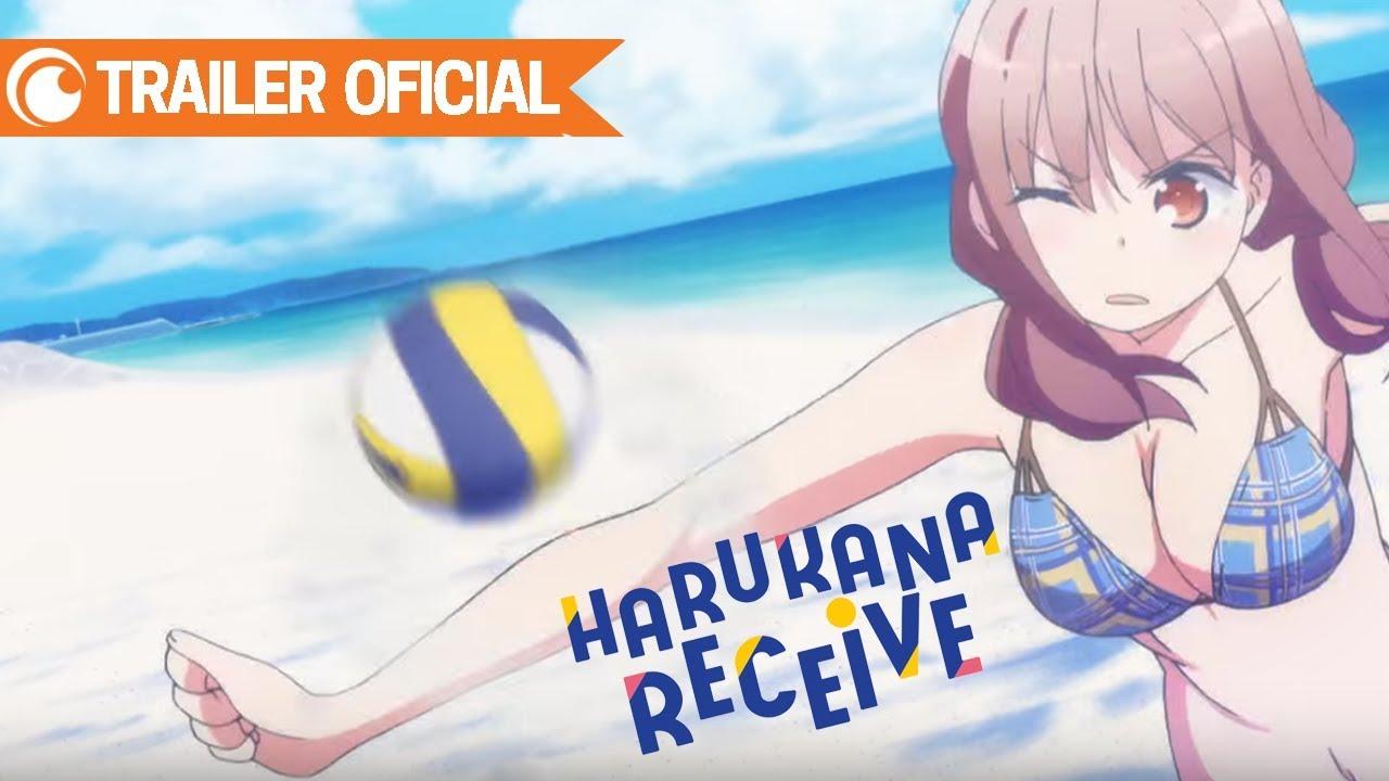 HARUKANA RECEIVE | TRAILER OFICIAL