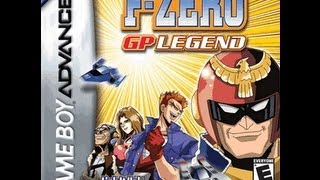 F-Zero - GP Legend - F-Zero: GP Legend Playthrough Part 2: Captain Falcon - User video