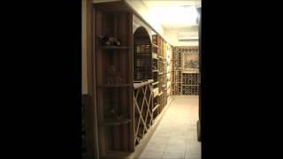 View Our Designer Series Wine Racks