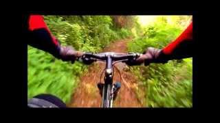 Ruta MTB. Competencia Manzanillo Extremo 2013. Bici de montaña. Manzanillo Mountain Bikers