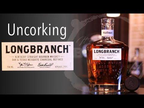 Uncorking Longbranch by Wild Turkey