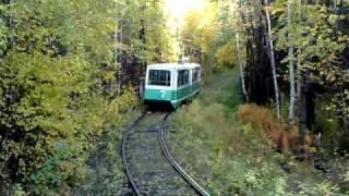Волчанский трамвай с опоры КС.mp4