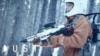 """Sci-Fi Short Film """"Project Skyborn"""" presented by DUST"""