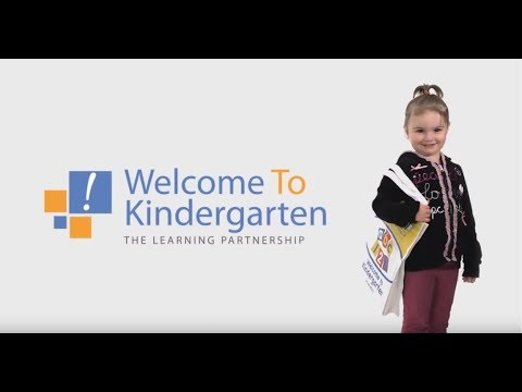 Welcome To Kindergarten Program