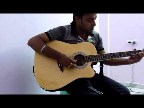Bande Utkal janani(Odia Patriotic Song) Guitar leads