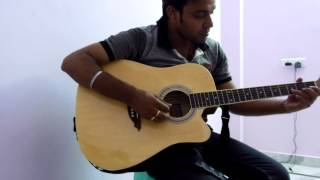 Bande Utkal janani(Odia Patriotic Song) Guitar leads