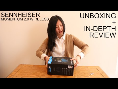 Sennheiser Momentum 2.0 Wireless: Unboxing & In-Depth Review