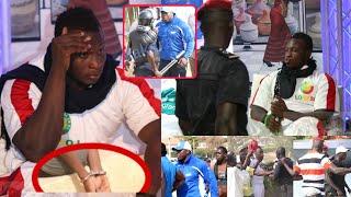 """Tout sur l'arrestation d'Ama Baldé lors de son face-à-face avec Gouye Gui : """"ma dieul samay boys..."""""""