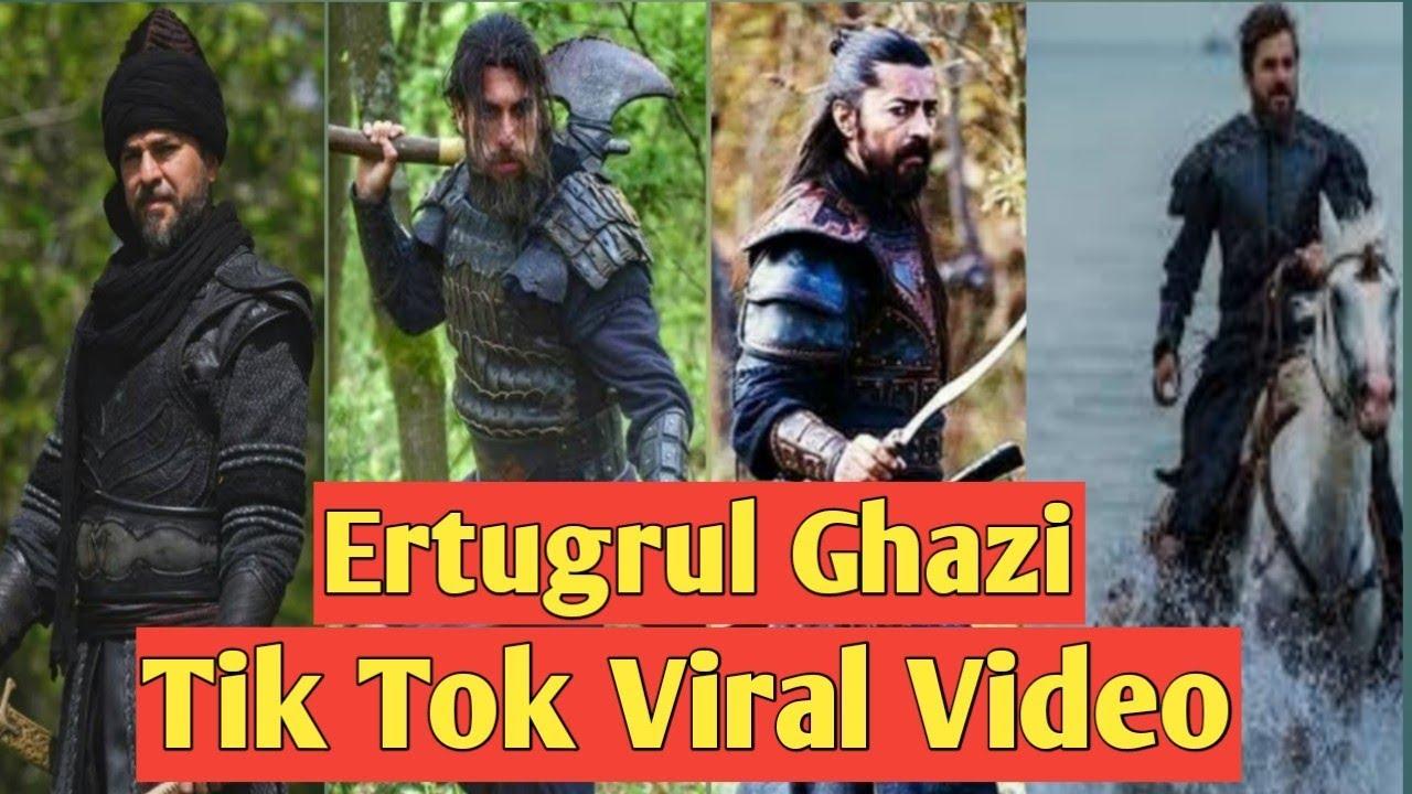 Download Ertugrul Ghazi Tik Tok Video 2020   Ertugrul Ghazi Viral Video Dirilis  Ertugrul Osman Ghazi TikTok