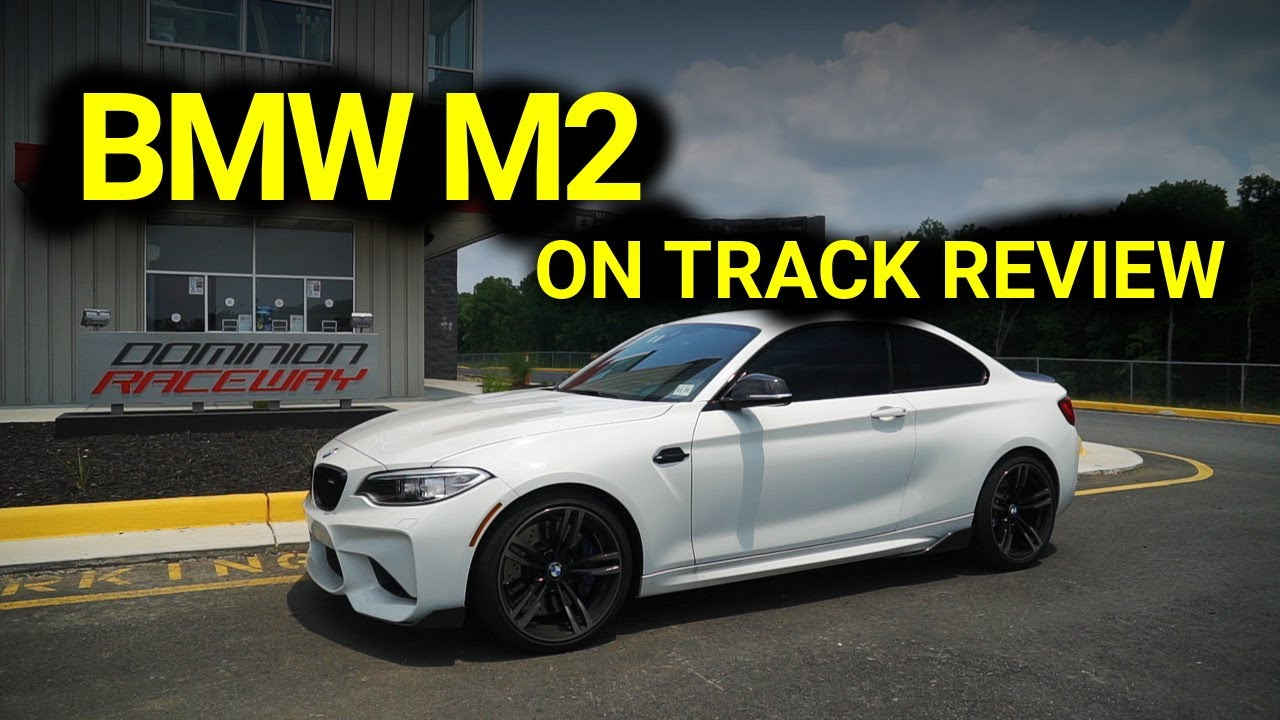 2017 Bmw M2 On Track Review