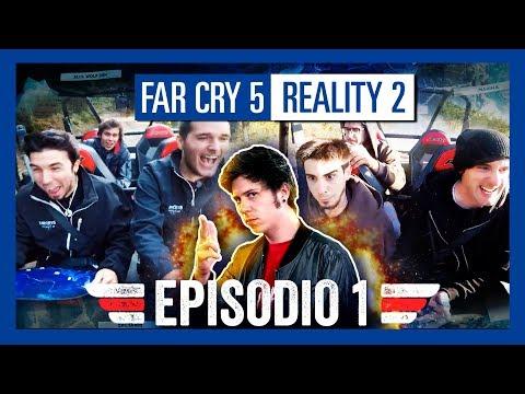 2 FAST 2 RUBIUS - Far Cry 5 El Reality 2: EP 1 - RUBIUS, LUZU, WILLYREX, ALEXBY11, MANGEL, PERXITAA