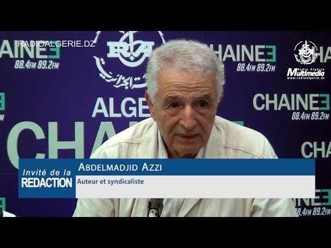Abdelmadjid Azzi Auteur et syndicaliste