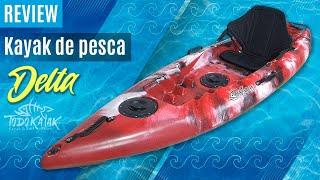"""Vídeo: Kayak de pesca """"Delta"""""""