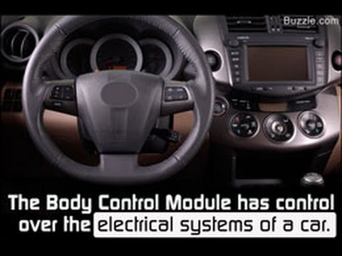 Functioning of the Body Control Module in Cars - YouTube