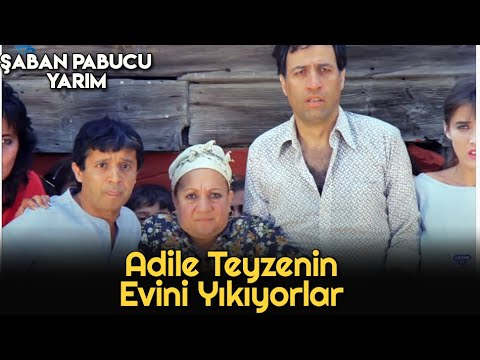 Gerzek Şaban - HD Türk Filmi (KEMAL SUNAL)