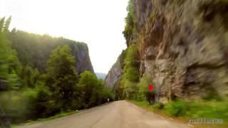 ч2 Дорога на озеро Рица Абхазия(Наиболее известное из всех природных чудес Абхазии — высокогорное озеро Рица, сказочно красивое, чистое,..., 2016-06-11T16:50:51.000Z)
