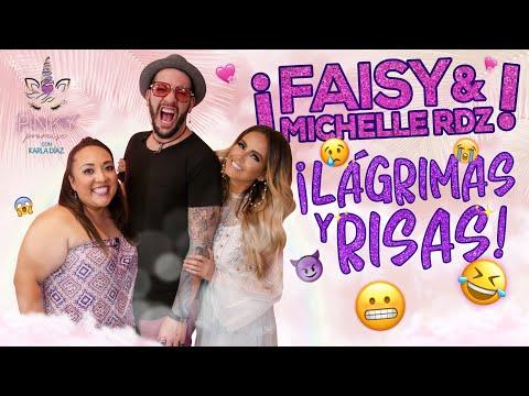 Michelle Rodríguez y Faisy en Pinky Promise - T1 - Ep7