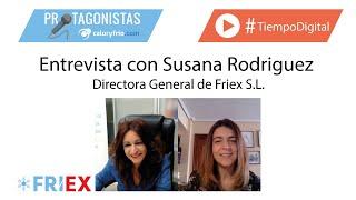 El sector del frío y la crisis del coronavirus | Susana Rodríguez en Protagonistas Caloryfrio