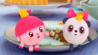 Малышарики - Сладкоежки - серия 34 - обучающие мультфильмы для малышей 0-4