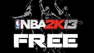 Tutorial on How To Download NBA 2K13 For Free on Pc! | Trendy Gaming